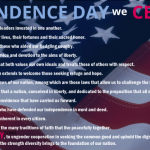 The Scout Law on Independence Day