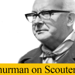 John Thurman on Scouters