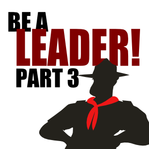 be a leader3