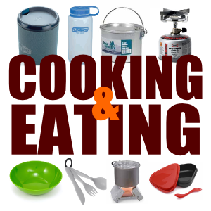 COOKING AND EATING