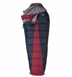 Slumberjack Latitude 0 Degree Sleeping Bag Regular47321_red