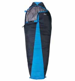 Slumberjack Latitude 40 Degree Sleeping Bag Regular 47327_blu