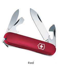 Victorinox Swiss Army Recruit 12736_red