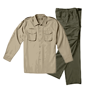 bsa uniform