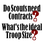 Scoutmaster Podcast 212 – Contracts? Troop Size?