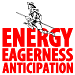 Scout's Energy, Eagerness, & Anticipation