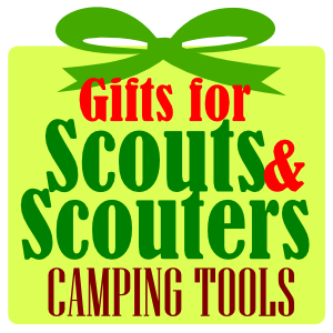 Gifts For Scouts Amp Scouters Camping Tools
