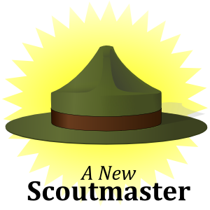 new scoutmaster