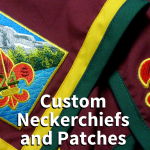 Custom Neckerchiefs and Patches