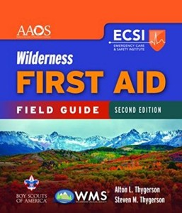 ESCI Wilderness First Aid Field Guide