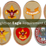 New Eagle Rank Requirements
