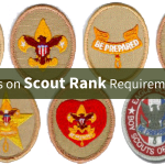 New Scout Rank Requirements