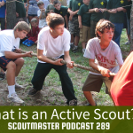 Podcast 289 – What is an Active Scout?