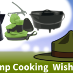 Camp Cooking Wishlist