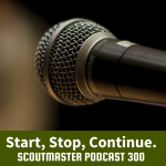 Podcast 300 – Start, Stop, Continue
