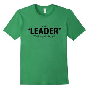 Leader one side Grass