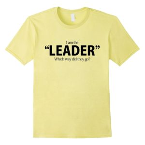 Leader one side Lemon