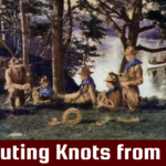 Impressive Chart of Scouting Knots from 1925