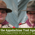 Scoutmaster Podcast 340 – On the Appalachian Trail Again