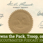 Scoutmaster Podcast 350 Scouting Charters