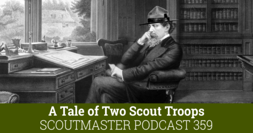 A Tale of Two Scout Troops