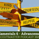 Podcast 366 – Scout Advancement