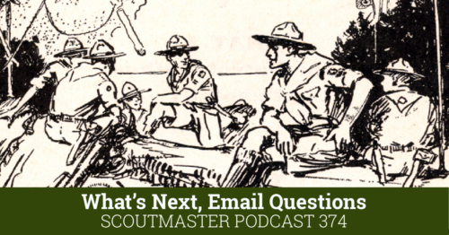 Podcast 374 – What's Next, Email Questions